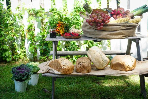 Cuidad de tu salud empezando por el pan con MaBaker