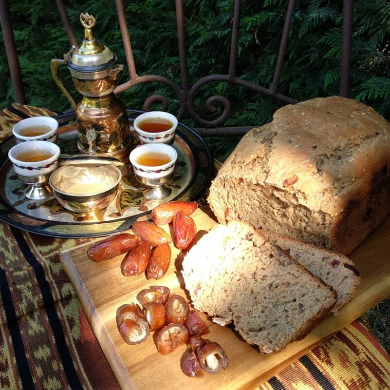Morocco Seed Bread
