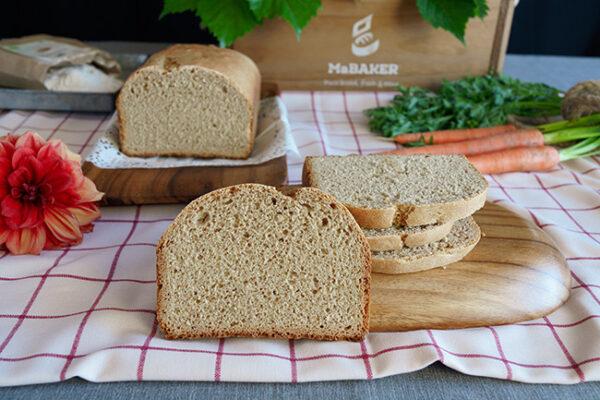 pan de espelta la cocina de virginia